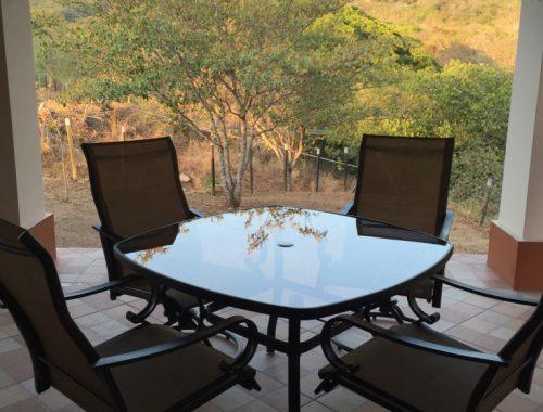Vista al Cerro Membrillal desde Terraza Villa#2