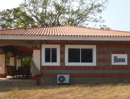 Villa #1 desde LAteral Izq